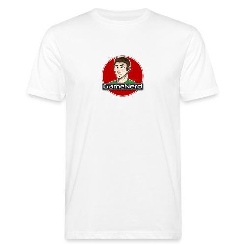 GameNerd Logo - Ekologisk T-shirt herr