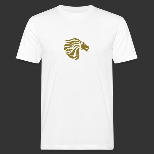 Ulan Bator Lion - Männer Bio-T-Shirt