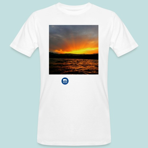 Sunset Suisse - T-shirt bio Homme