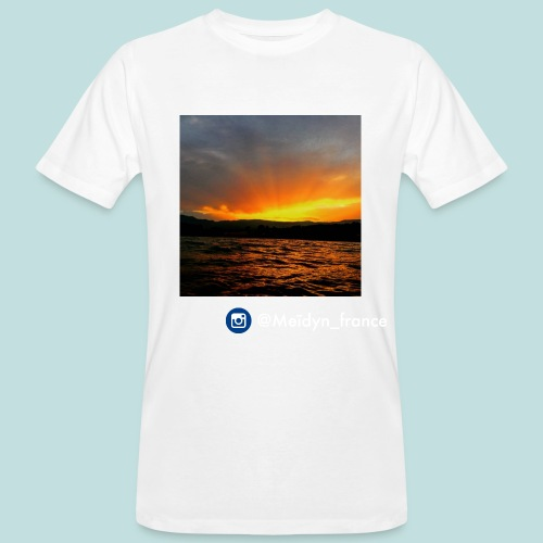 Sunset Suisse - T-shirt bio Homme
