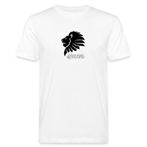 Gymlions T-Shirt - Männer Bio-T-Shirt