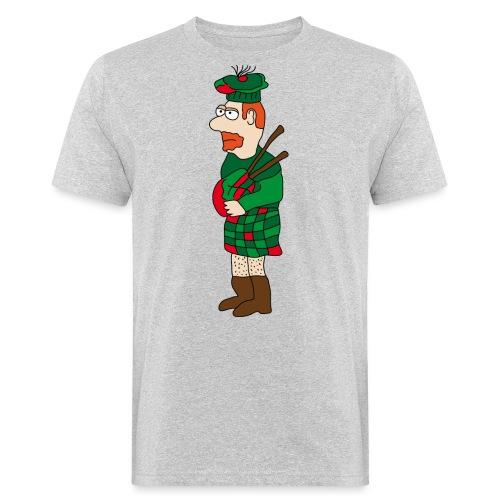 Schotte - Männer Bio-T-Shirt