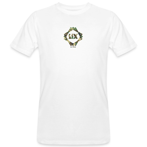 LIXCamoDesign - Men's Organic T-Shirt