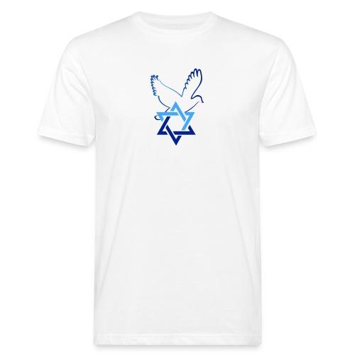 Shalom I - Männer Bio-T-Shirt