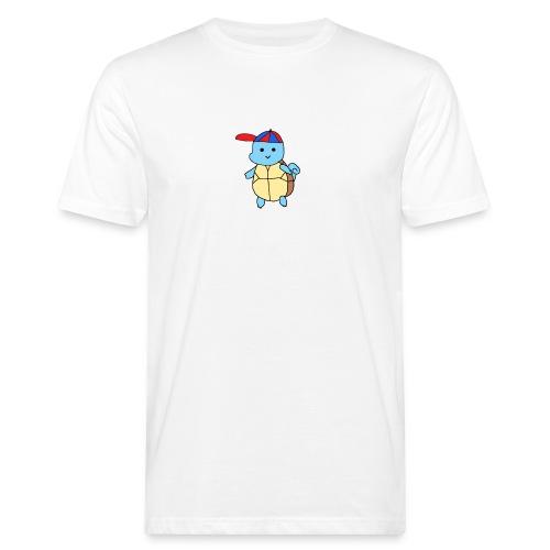 The turtle - Männer Bio-T-Shirt