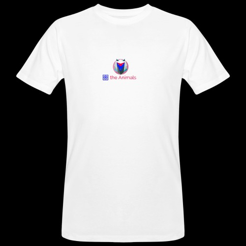 Safe the Animals Kollektion - Men's Organic T-Shirt
