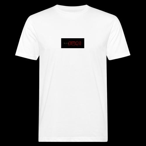 swai red box logo - Männer Bio-T-Shirt