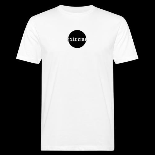 extreme black - Men's Organic T-Shirt