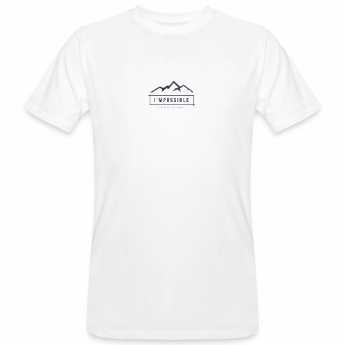 Impossible - Men's Organic T-Shirt