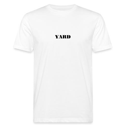YARD basic - Mannen Bio-T-shirt