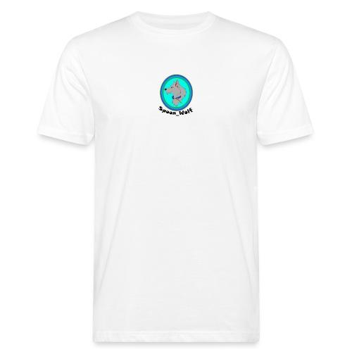 Spoon_Wolf_2-png - Men's Organic T-Shirt