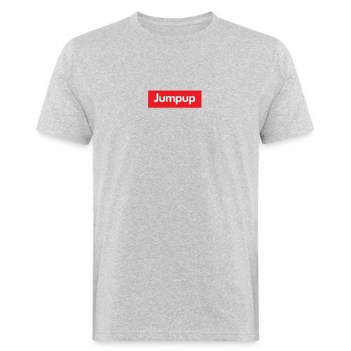 Jump Up Oldskool style - Männer Bio-T-Shirt