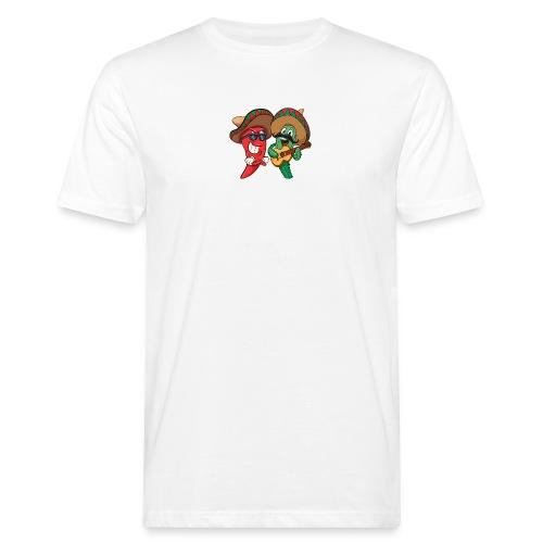 Dos Amigos - Camiseta ecológica hombre