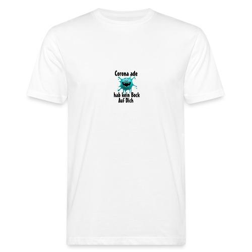 Kein Bock - Männer Bio-T-Shirt