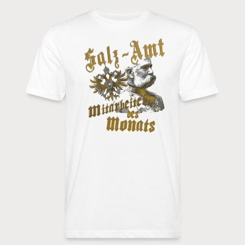Salz Amt - Männer Bio-T-Shirt