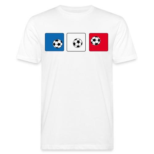 Boule - Männer Bio-T-Shirt