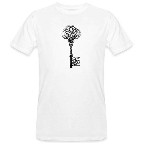 CHAVE-celtic-key-png - Camiseta ecológica hombre
