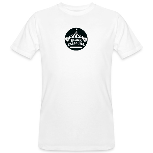klankcarrousel1 - Mannen Bio-T-shirt