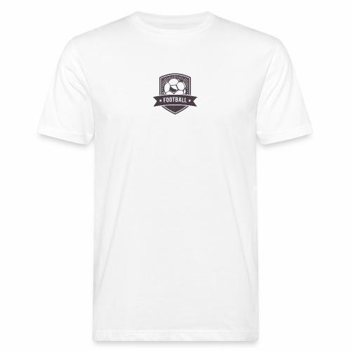 football - Männer Bio-T-Shirt