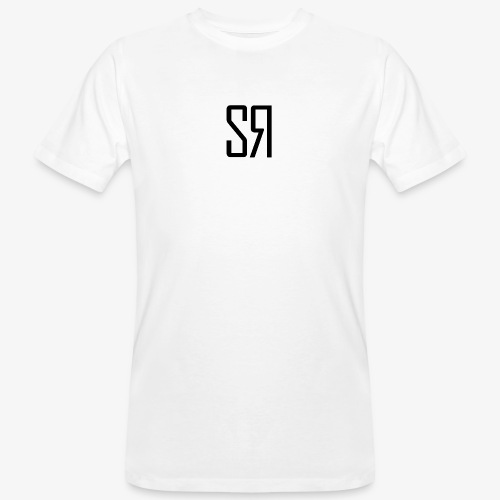 Black Badge (No Background) - Men's Organic T-Shirt