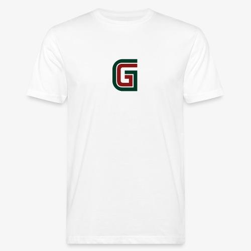 G logo - T-shirt ecologica da uomo