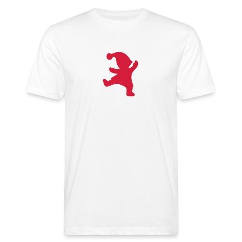 Santas helper - Miesten luonnonmukainen t-paita