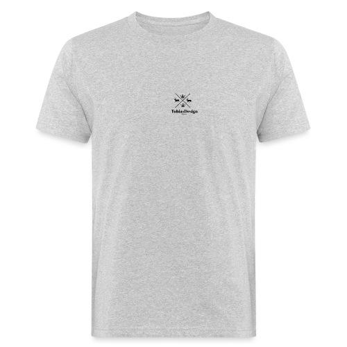 Tobias Design of Norway - Økologisk T-skjorte for menn
