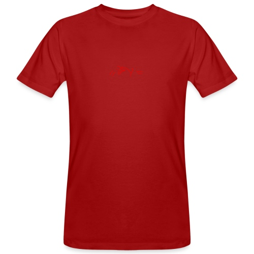 The stars above are watching (pocket) - Men's Organic T-Shirt