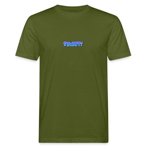 senden - Männer Bio-T-Shirt