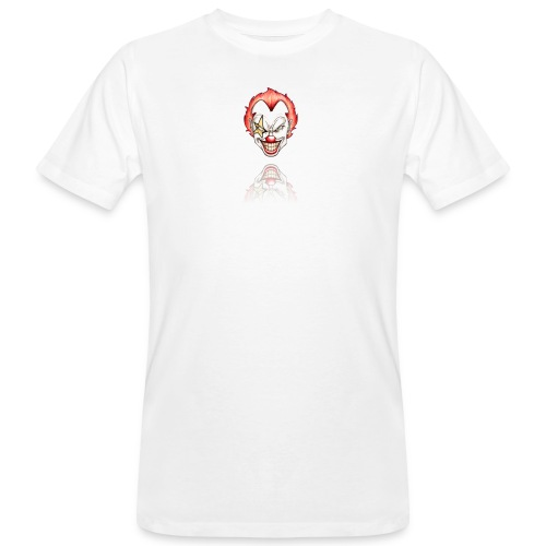 clown-png - Mannen Bio-T-shirt