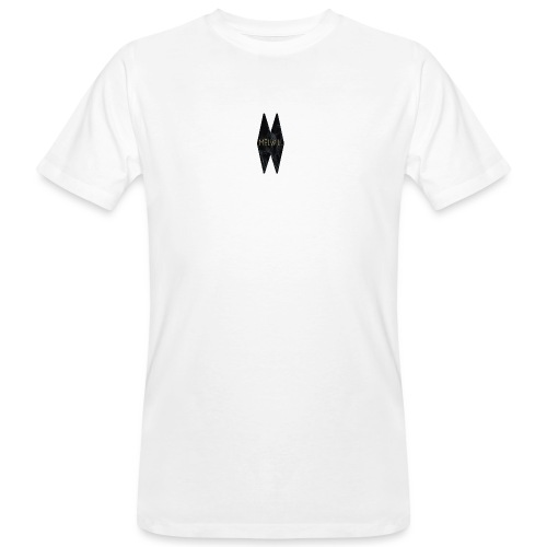 MELWILL black - Men's Organic T-Shirt