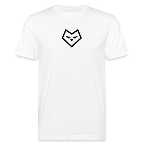 Zw udc logo - Mannen Bio-T-shirt