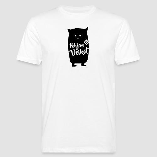 Veikko-pöllö - Miesten luonnonmukainen t-paita