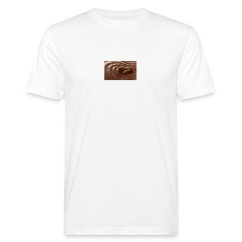 Choklad T-shirt - Ekologisk T-shirt herr