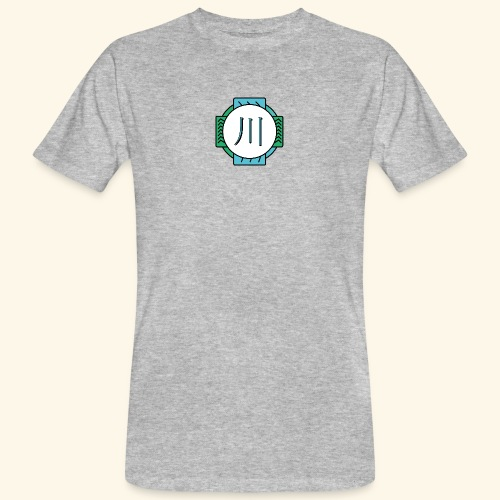 RIVER - T-shirt bio Homme