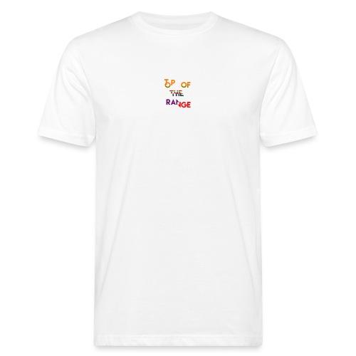 top of the range - Ekologiczna koszulka męska
