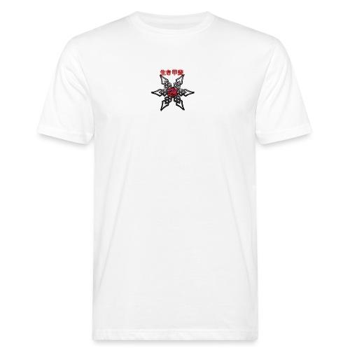 Stella di saggezza - T-shirt ecologica da uomo