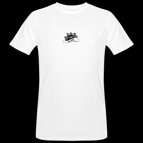 SamShaky - Miesten luonnonmukainen t-paita