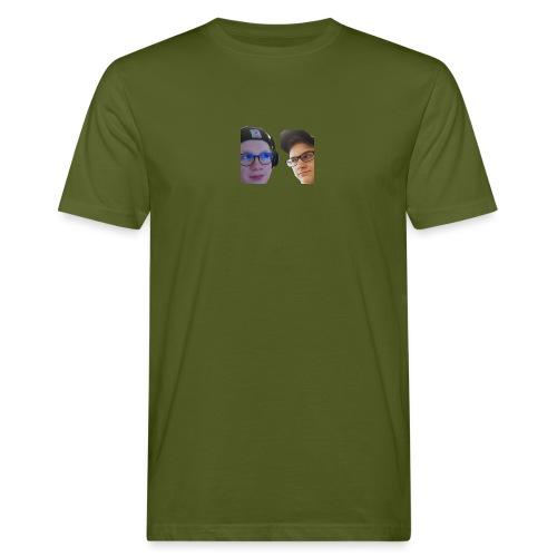 Ramppa & Jamppa - Miesten luonnonmukainen t-paita
