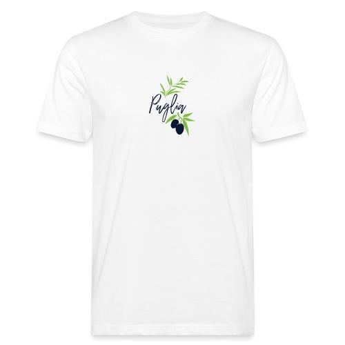 Puglia - T-shirt ecologica da uomo