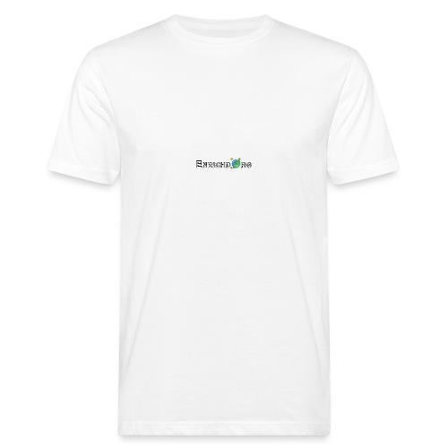ENRICHD NEW LOGO 2017a TRANS png - Men's Organic T-Shirt