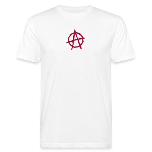 Anarchy Symbol - Men's Organic T-Shirt