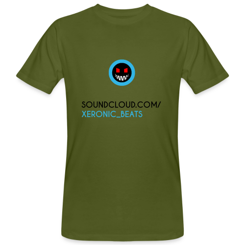 XERONIC LOGO - Men's Organic T-Shirt