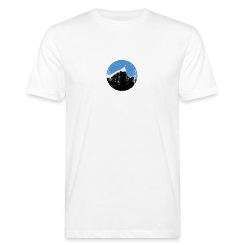 Årgangs - Økologisk T-skjorte for menn