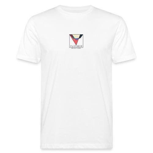 Official Flip Side logo - Men's Organic T-Shirt