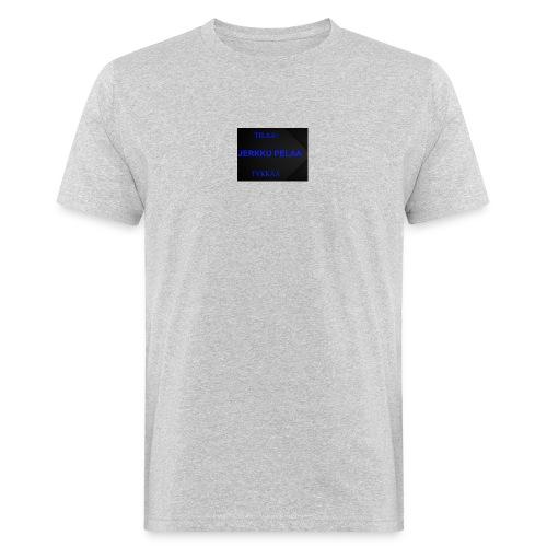 jerkku - Miesten luonnonmukainen t-paita