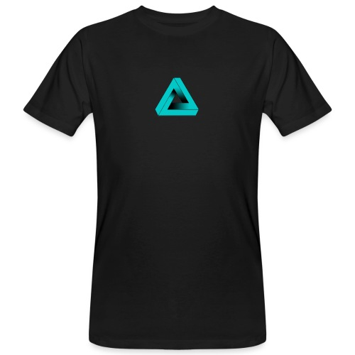 Impossible Triangle - Men's Organic T-Shirt