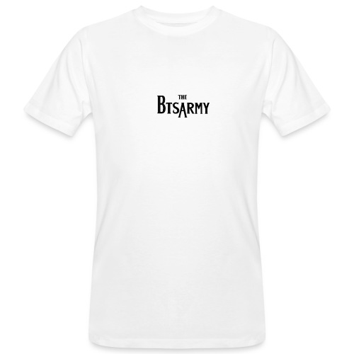 The BTSARMY - Men's Organic T-Shirt