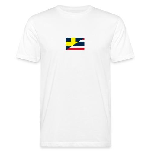thailands flagga dddd png - Men's Organic T-Shirt
