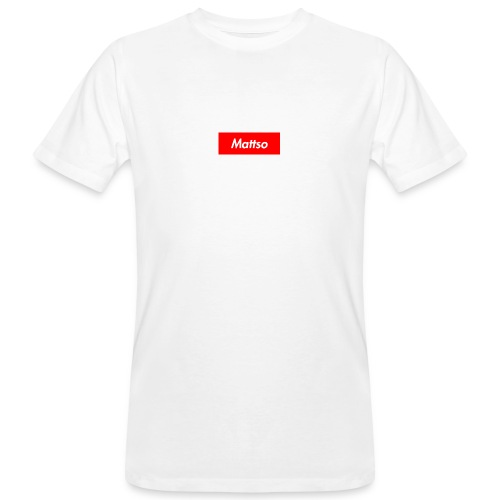 Mattso Merch to Flex - Men's Organic T-Shirt